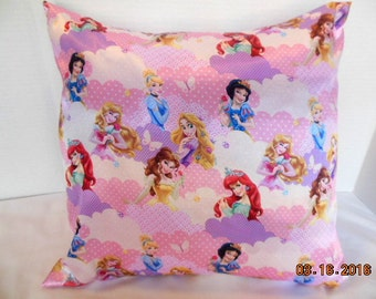 Disney Princesses Pillow Sham