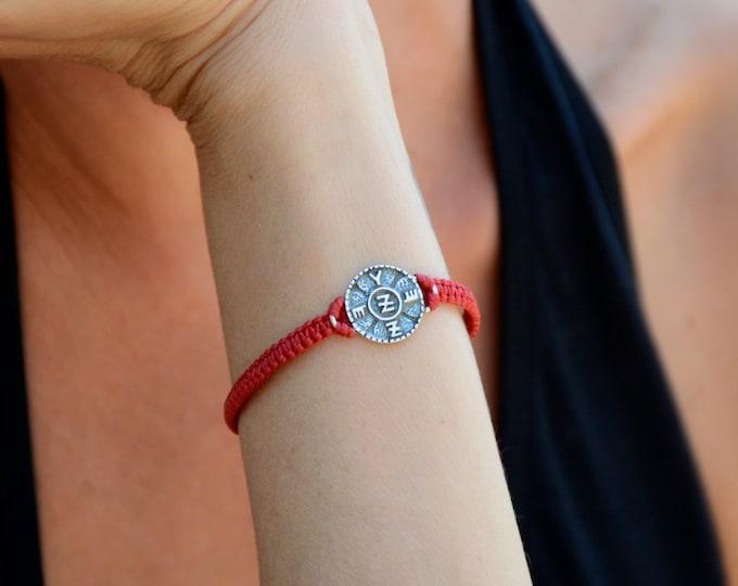 Spiritual Protection Amulet Hand Woven Bracelet