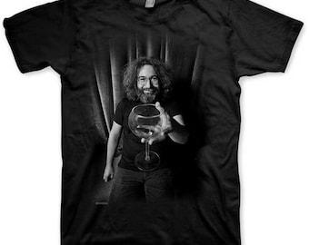 Grateful Dead Jerry Garcia  Short sleeve  Shirt  Size  XL  2XL   hippie  SYF  Deadhead