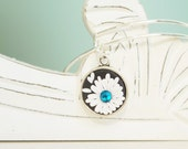 First Mothers Day Gifts - December Birthstone Adjustable Bangle Bracelet -  Alex & Ani Inspired Style #12
