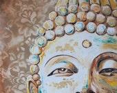 Custom surise Buddha