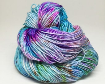 Dyed to order Hand Dyed Yarn - My Little Pony
