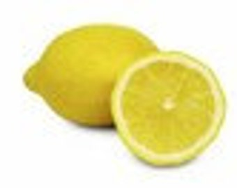 Steam Distilled Lemon Essential Oil