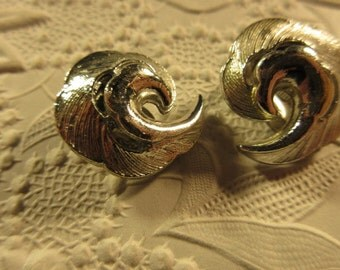Coro vintage earrings