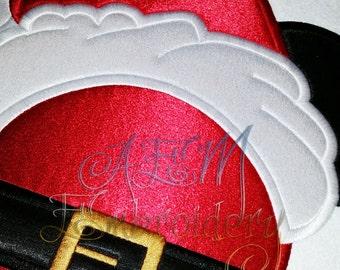Personalized Santa Mousehead Unisex Shirt