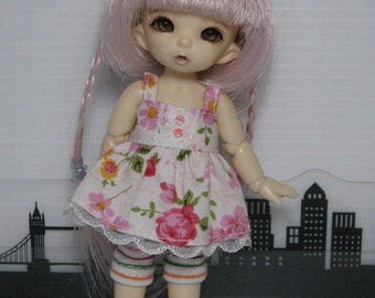 Dress and Leggings for Pukipuki