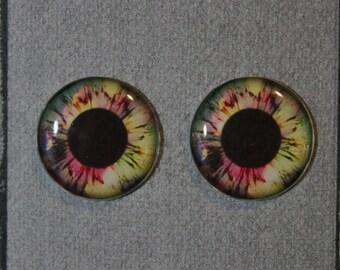 Realistic Blythe eyechips Style #23