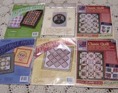Triangle Quilt  Paper Patterns