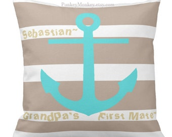You design custom toss pillow printed front and back your theme and colors square pillow personalized pillow holiday and more made to order