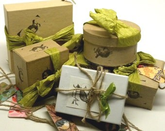 Gift Box or Wrap Option to ADD on to Your Order  US  Only (no international service)