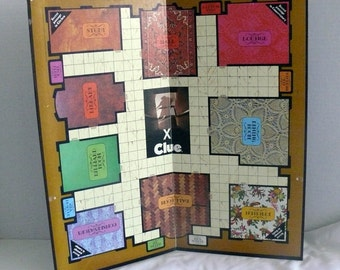 CLUE Replacement GAME BOARD