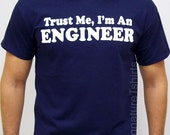 Mens Engineer T-shirt Womens Husband Gift  tshirt shirt funny Valentines Day gift for dad womens Fathers Day daddy gift best Birthday gift