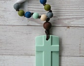 NEW!! Limited quantities!! A Little Earth Chews Life Decade Rosary