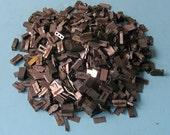 Antique Vintage Lead Letterpress Letters Numbers Punctuations Vintage Lead Letterpress Lot 13 Pounds