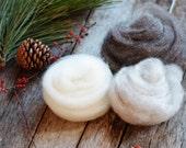 Wool for Needle Felting | Romney