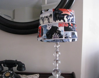 The Walking Dead Lamp Shade