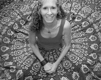 Mandala Tapestry MAXI SKIRT