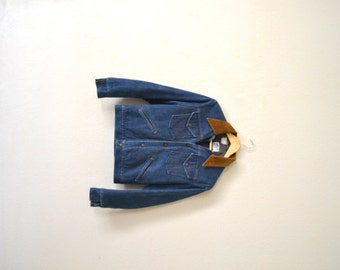 70's Wrangler No-Fault Denim Jacket