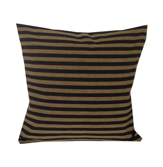 Stripes Pillow Cover Stripe Den Pillows Stripes Floor Pillow