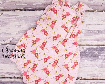 Size 18-24mo Ready to Ship Enchanted Posies Baby Girl Bubble Romper Sunsuit Baby Toddler Girl Clothes