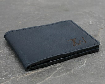 ZW Billfold made from the interior of a 1995 Mercedes 500SL