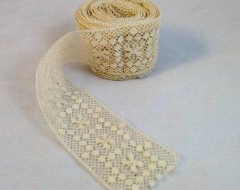 Antique Bobbin Lace, Insertion Lace
