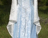 Labor Charges for Custom Medieval Fantasy Gown