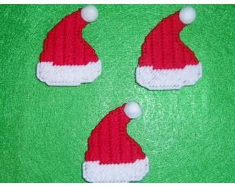 Santa Hat Magnet PATTERN ONLY