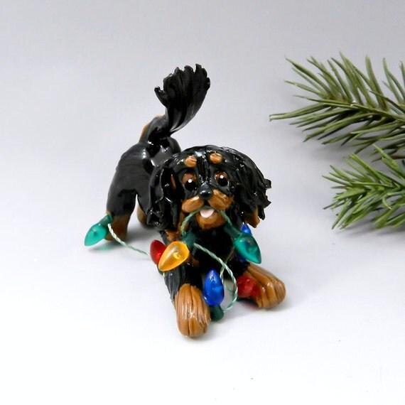 Cavalier Christmas Ornament