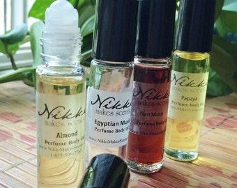 Perfume Roll on - (Unisex) fragrances