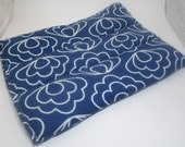 Heating Pad Microwavable - Organic Cotton and Flaxseed - Flat Rectangular - great for lower or upper back, abdomen, hips, knees