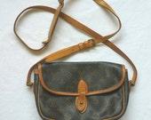 1980s Louis Vuitton Crossbody Bag // Excellent Vintage LV
