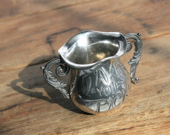 "Antique ""Take Your Pick"" Toothpick Holder, Meriden Silver Company"