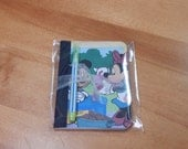 Up cycled MINI Composition Book Disney Minnie Mouse Mickey Mouse