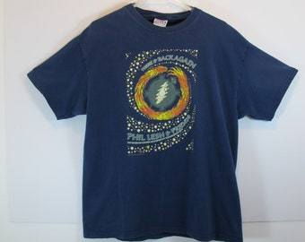 Phil Lesh and Friends Grateful Dead There & Back Again Tee