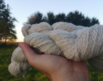 Shetland Oats, yarn