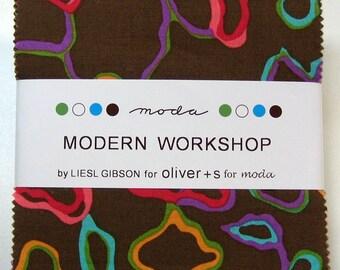 Modern Workshop Charm Pack