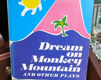 Dream on Monkey Mountain and Other Plays, 1970 Derek Walcott Jamaica. Nobel Prize winner.  Drama. Literature. Caribbean. Theater, poetry.