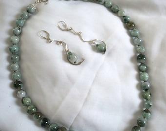 Jadeite Set