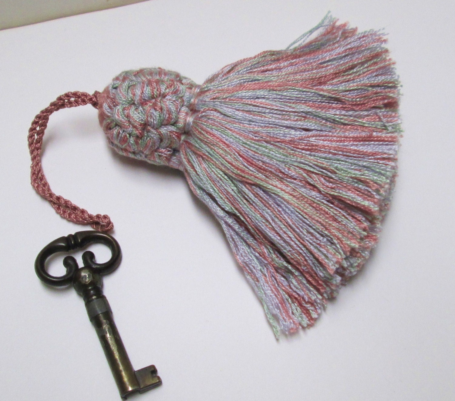 Large Tassels Home Decor: Jumbo TASSEL Furniture Key Fob Tassel Large Bohemian Home