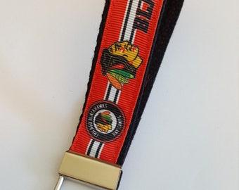 Chicago Blackhawks keyfob