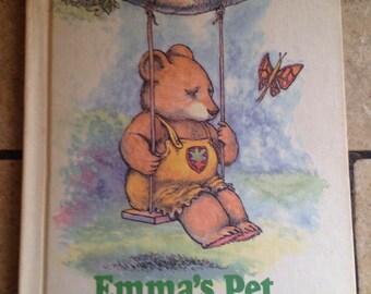 1985 Emma's Pet Children's Book