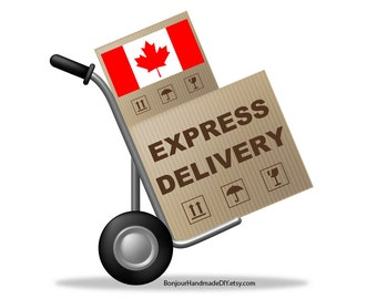 Fast shipping to CANADA - Upgrade Shipping Canada