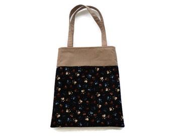 Handmade Fabric Gift/Goodie Bags - Paw Prints