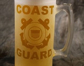 Coast Guard 26 oz Mug Stein