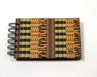 Password Book - African Print