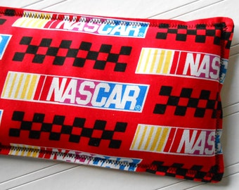 Nascar - Microwavable Heating Pad and Ice Packs, Keepin' Cozy Willy Pad; Warm Compress and Cold Compress, Multiple Sizes