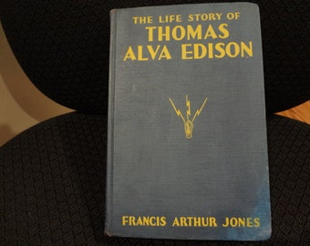 the life and works of thomas alva edison Home the life of thomas alva edison  review, work skills,  thomas edison never stopped asking questions and had a self centered view on life he was.