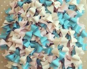 50 Paper Bows Any Color