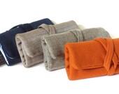 fabric watch roll - your choice fabrics